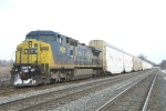 CSX C-44-9W 9000
